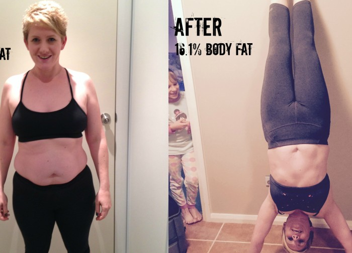 nicole - before:after