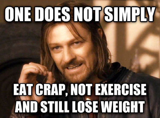 Funny Memes About Weight Loss