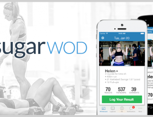 All WODs in SugarWOD
