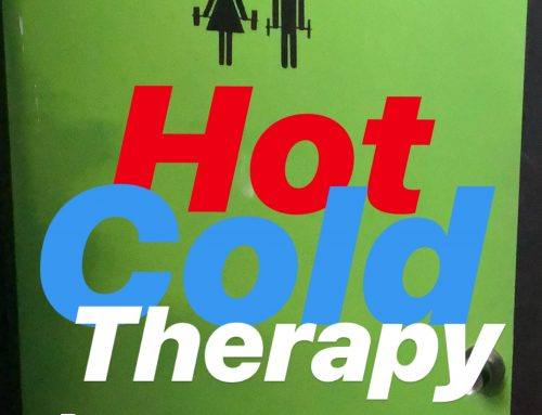 Hot/Cold Shower Therapy